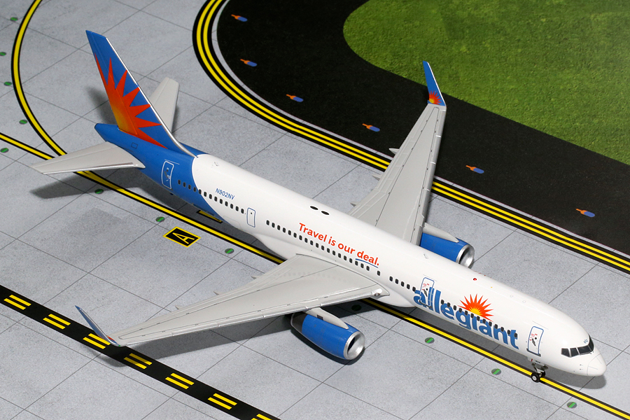 INFLIGHT 200 WB320G401 1//200 ALLEGIANT AIR A320-200 REG N271NV WITH STAND