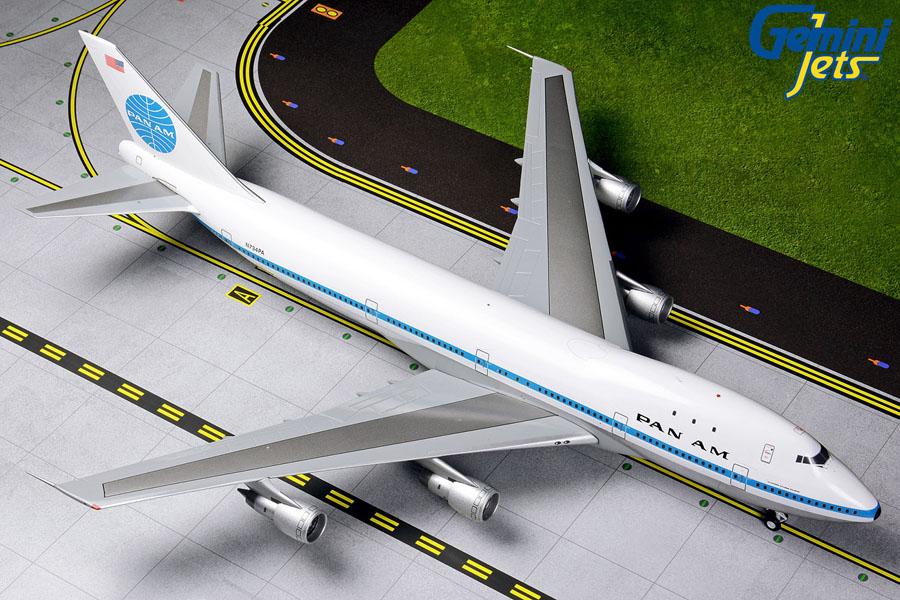 FLIGHT MINIATURES B727-200 NATIONAL 1//200BNLP10159