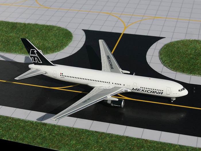 Haz tuyo este excelente avión de Mexicana de Aviación, se trata del Boeing