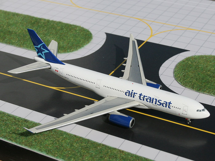 new release 1 400 gemini jets air transat a330 243 da c