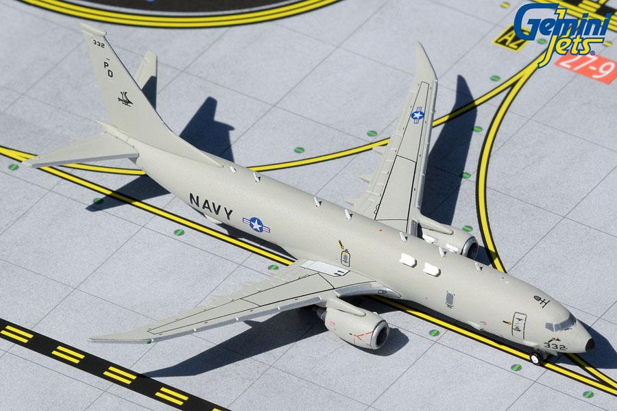 U.S. Navy P-8A Poseidon 169332 (1:400)